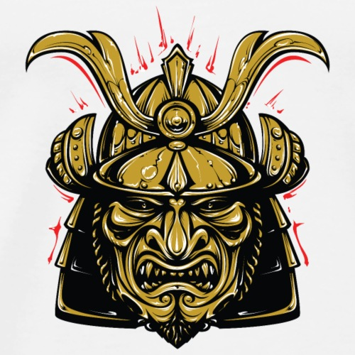 Golden Samurai - Men's Premium T-Shirt