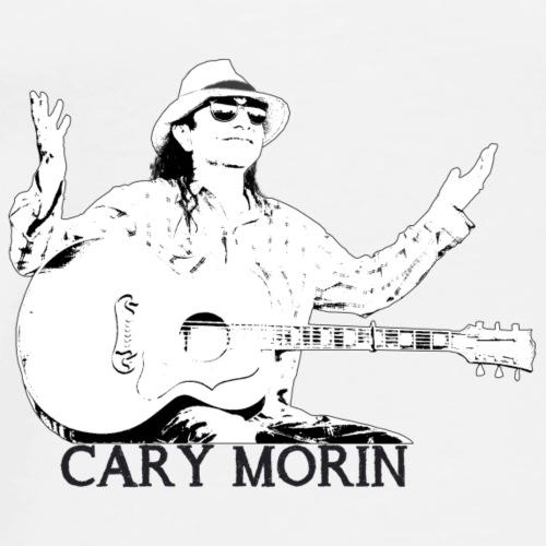 Cary Morin logo 2 - Men's Premium T-Shirt
