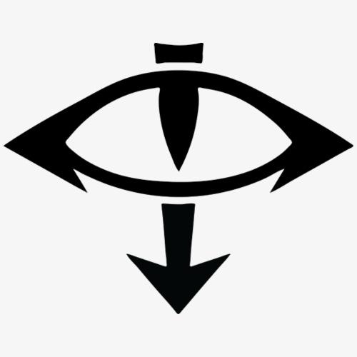 Eye of Horus - Black - Men's Premium T-Shirt