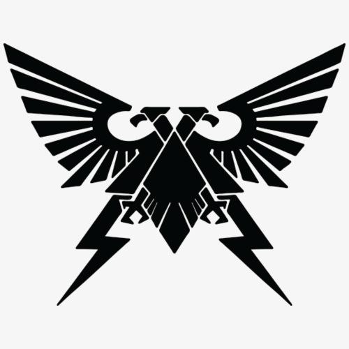 Symbol of the Emperor's Unity - Black - Men's Premium T-Shirt
