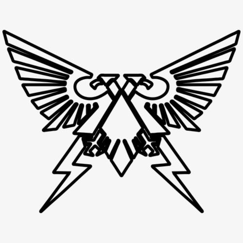 Emperor's Symbol of Unity- Transparent - Men's Premium T-Shirt