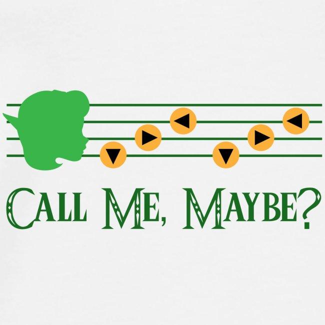"""Saria """"Call Me Maybe?"""""""
