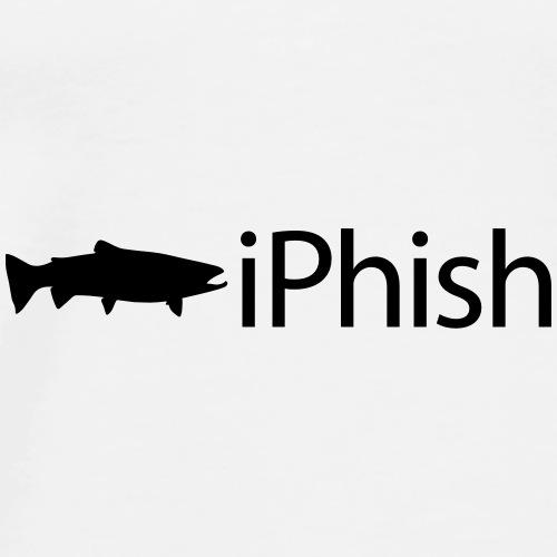 iPhish Steelhead - Men's Premium T-Shirt