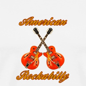 American Rockabilly - Men's Premium T-Shirt