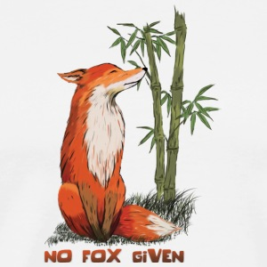 No Fox Given - Men's Premium T-Shirt