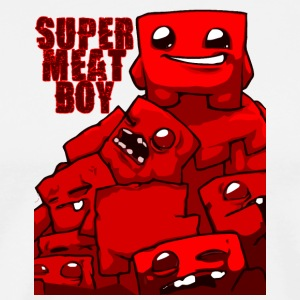 MEAT_BOY - Men's Premium T-Shirt