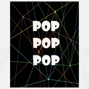 POP POP POP - Men's Premium T-Shirt