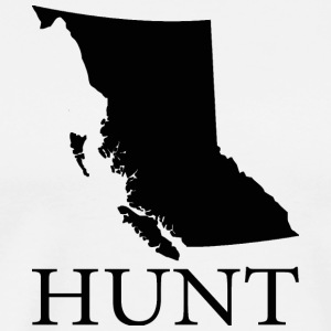 Hunt British Columbia - Men's Premium T-Shirt