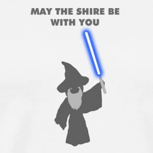 The Shire is with you - Men's Premium T-Shirt