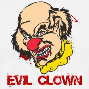 EVIL_CLOWN_23_believe - Men's Premium T-Shirt