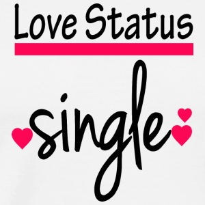 Love Status tee - Men's Premium T-Shirt
