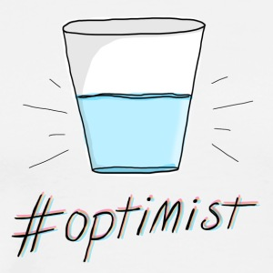 #Optimist - Men's Premium T-Shirt