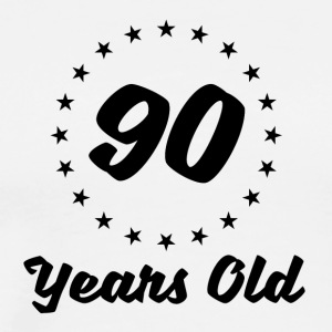 90 Years Old - Men's Premium T-Shirt
