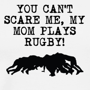My Mom Plays Rugby - Men's Premium T-Shirt