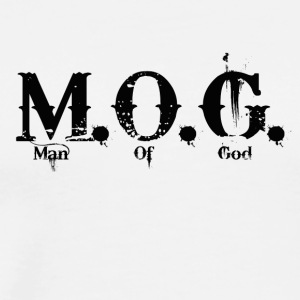Man Of God Black - Men's Premium T-Shirt