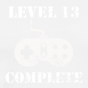 Level 13 Complete 13th Birthday - Men's Premium T-Shirt