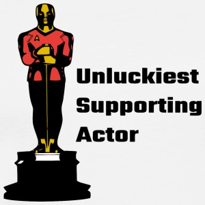 Unluckiest Supporting Actor - Men's Premium T-Shirt