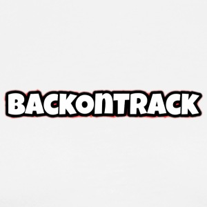 BackOnTrack YouTube Branded Accessories - Men's Premium T-Shirt