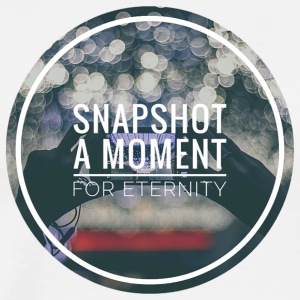 snapshot eternity - Men's Premium T-Shirt