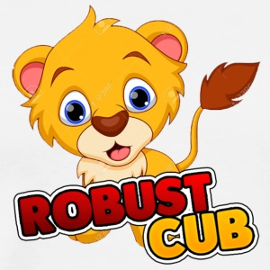 ROBUST Cub's official FAN stuff! - Men's Premium T-Shirt