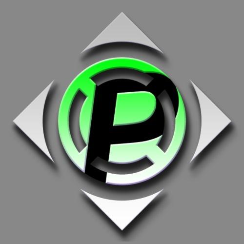 Purrfect Accuracy Logo [Das FPS] - Men's Premium T-Shirt