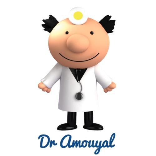 Doctor Amouyal - Men's Premium T-Shirt