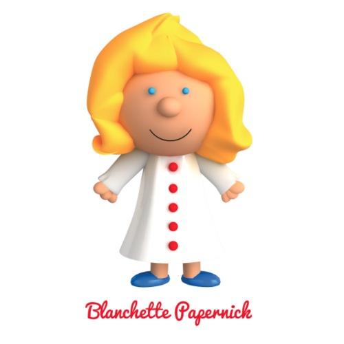 Blanchette Papernick - Men's Premium T-Shirt