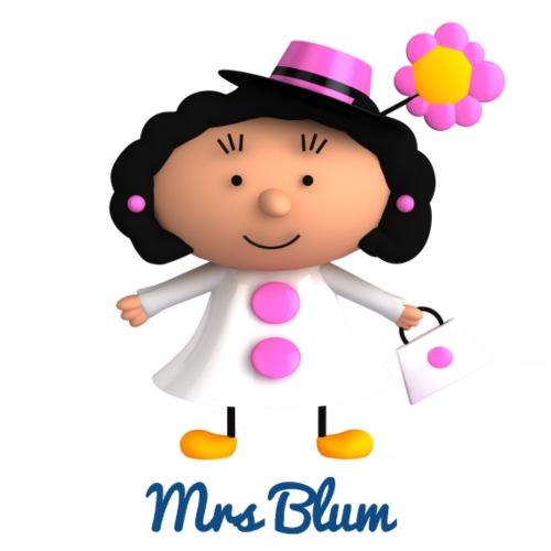 Mrs Blum - Men's Premium T-Shirt