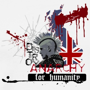ANARCHY FOR HUMANITY - Men's Premium T-Shirt