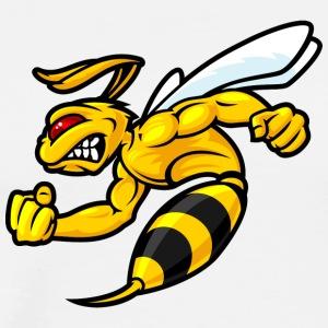 angry bumblebee cartoon - photo #25