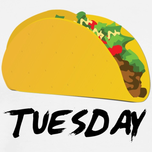 Taco Tuedsay - Men's Premium T-Shirt