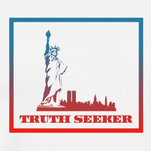 Truth seeker - Men's Premium T-Shirt