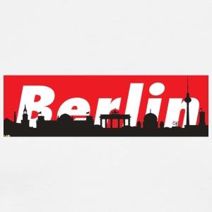 Berlin Logo Style - Men's Premium T-Shirt