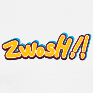 zwosh - Men's Premium T-Shirt