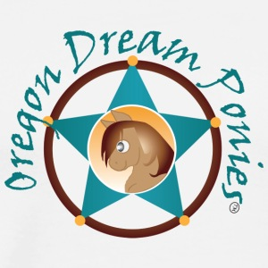 Oregon Dream Ponies - Men's Premium T-Shirt