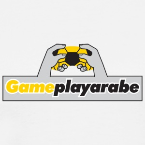 Game play arabe - Men's Premium T-Shirt