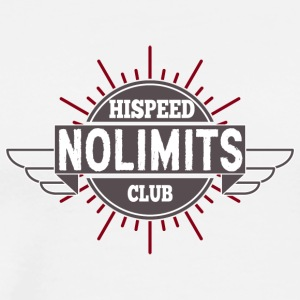 No Limits Hispeed Club - Men's Premium T-Shirt