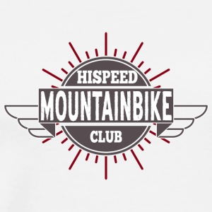 Mountain Bike Hispeed Club - Men's Premium T-Shirt