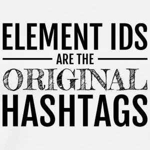 The Original Hashtags - Men's Premium T-Shirt