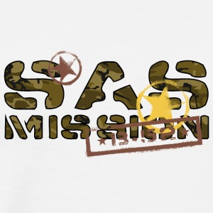 SAS MISSION - Men's Premium T-Shirt