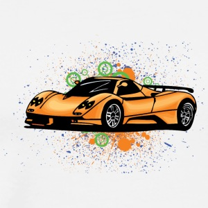 Cool_supercars - Men's Premium T-Shirt