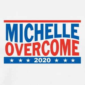 Michelle_Overcome_2020 - Men's Premium T-Shirt