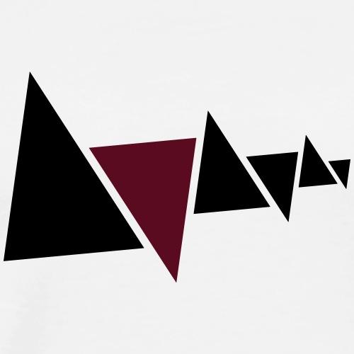 Simply Logo 2 - Material Shirts - Men's Premium T-Shirt