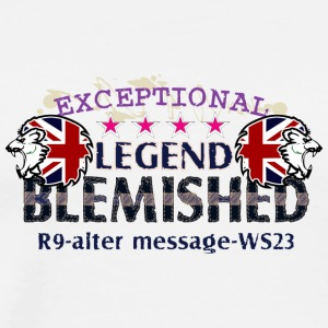exceptional legend - Men's Premium T-Shirt