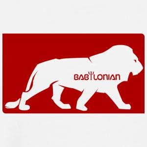 Babylonian logo - Men's Premium T-Shirt