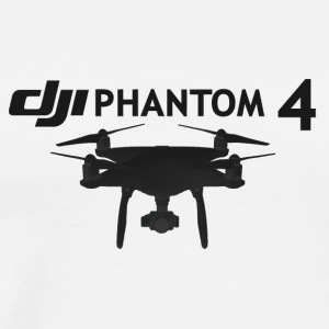 dji phantom 4 - Men's Premium T-Shirt