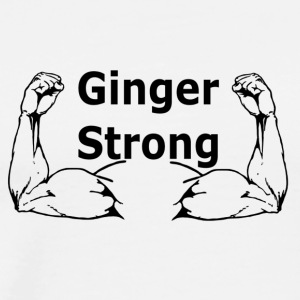 Ginger Strong - Men's Premium T-Shirt