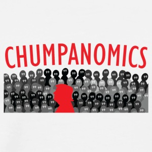 Chumpanomics - Men's Premium T-Shirt