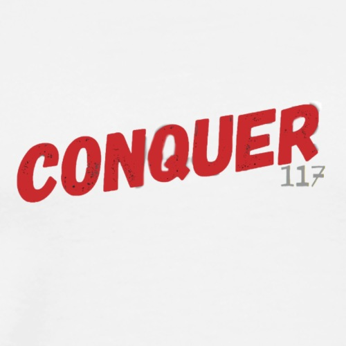 CONQUER FROM WITHIN SERIES FROM SPECTRUM - Men's Premium T-Shirt