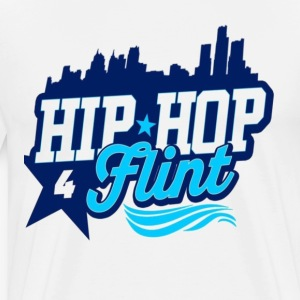 HIP HOP 4 FLINT - Men's Premium T-Shirt